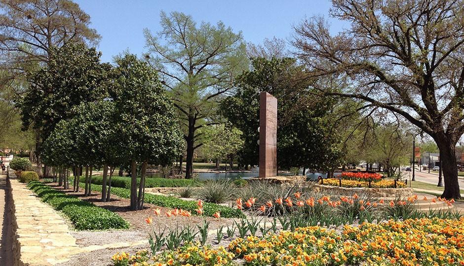 OSU-flower-garden