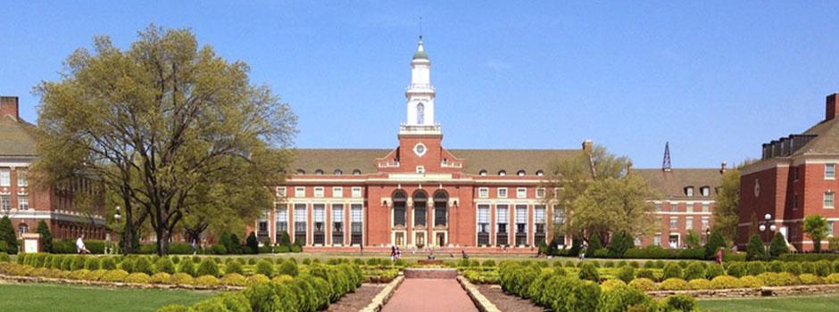 The beautiful OSU campus