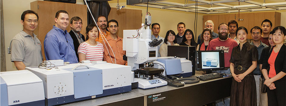 The FTIR team